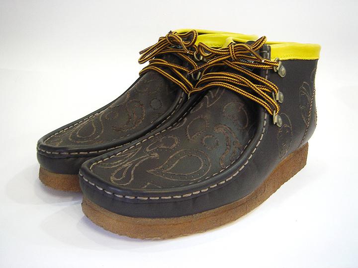 Wu Tang Clarks Shoes